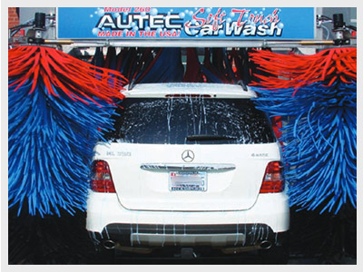 AES-260 - Basic Retail SoftTouch CarWash