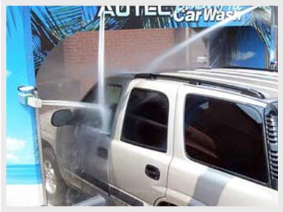 ATF-1 Touch Free Car Wash System
