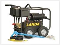 Cold Water Pressure Washers