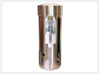 Single Door Vacuum with Angled Lock Bar Locking System